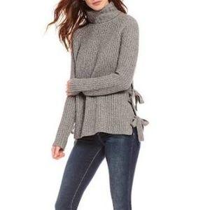 NWT UGG Australia Ceanne Turtleneck Sweater Gray S